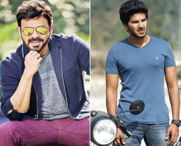 Venkatesh to bring Dulquer Salmaan in Tollywood Again