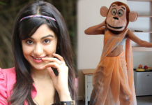 Adah Sharma MADNESS: My finger is getting better