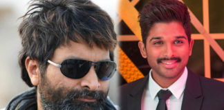 Allu Arjun, Trivikram film with Sweety?