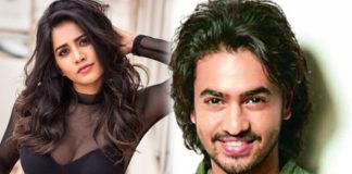 Nabha Natesh to romance with Ashok Galla
