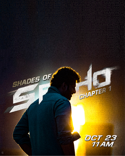 Prabhas birthday treat: Shades of Saaho