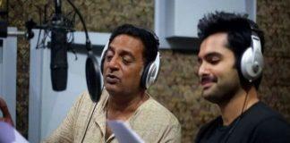 Prakash Raj croons with Ram Pothineni