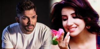 Punjabi girl falls for Allu Arjun