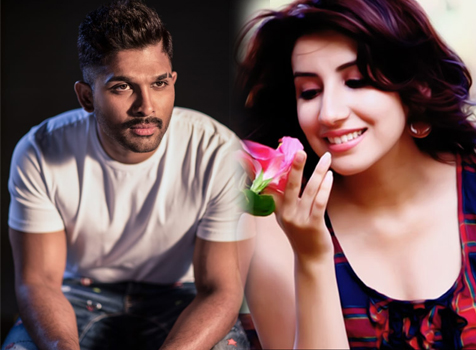 Punjabi girl falls for Allu Arjun