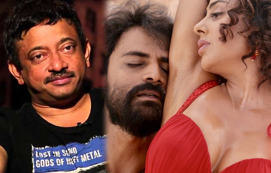 RGV starts promotion of Bhairava Geetha in his style: Intimate moment