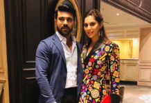 Ram Charan, Upasana: A truly an emotional treat !