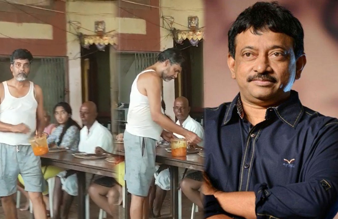 Ram Gopal Varma in search of Chandrababu Naidu Dupe