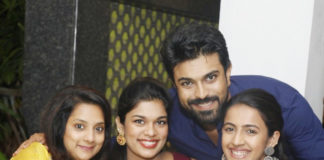 Sister Love from Ram Charan