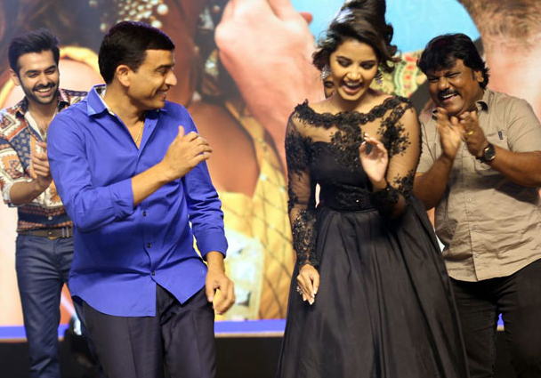 Surprise Dance act by Dil Raju