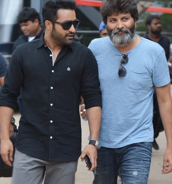 Trivikram Srinivas: Jr NTR has a Virus