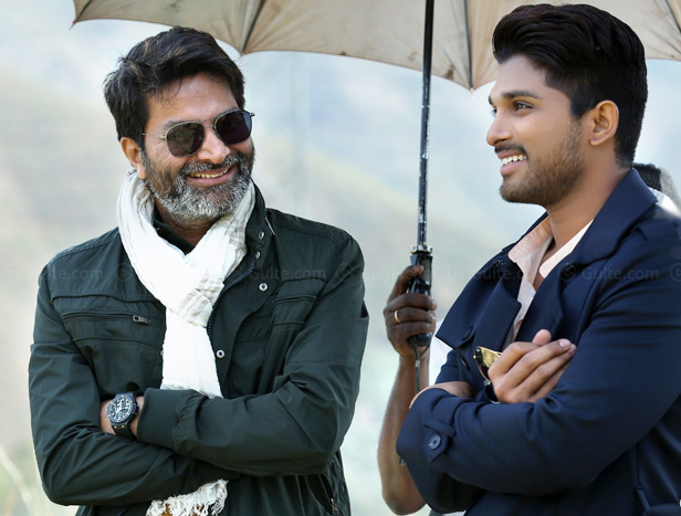 Trivikram brings good news for Allu Arjun fans: Their film gets start date