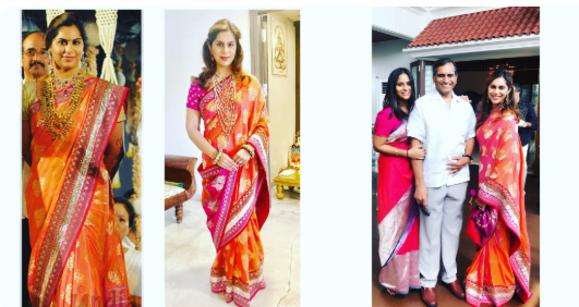 What a transformation Upasana!