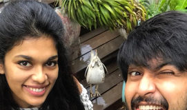 Kalyaan Dhev wife Sreeja is pregnant