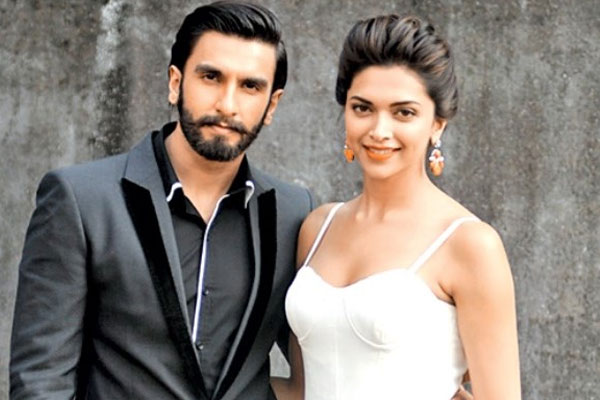 Deepika Padukone & Ranveer Singh are married