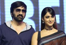 Ileana Spoils Ravi Teja Big Day