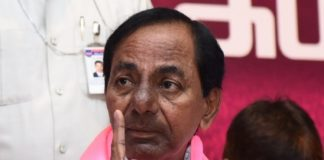 KCR fires on Voters