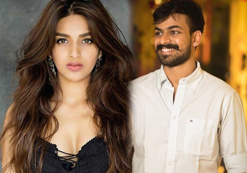 Nidhhi Agerwal to confirm he romance with Vaishnav Tej