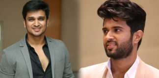 Nikhil Siddhartha comes in support of Vijay Deverakonda