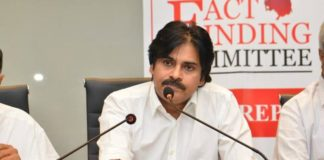Pawan Kalyan about Party Tickets 2019 elections