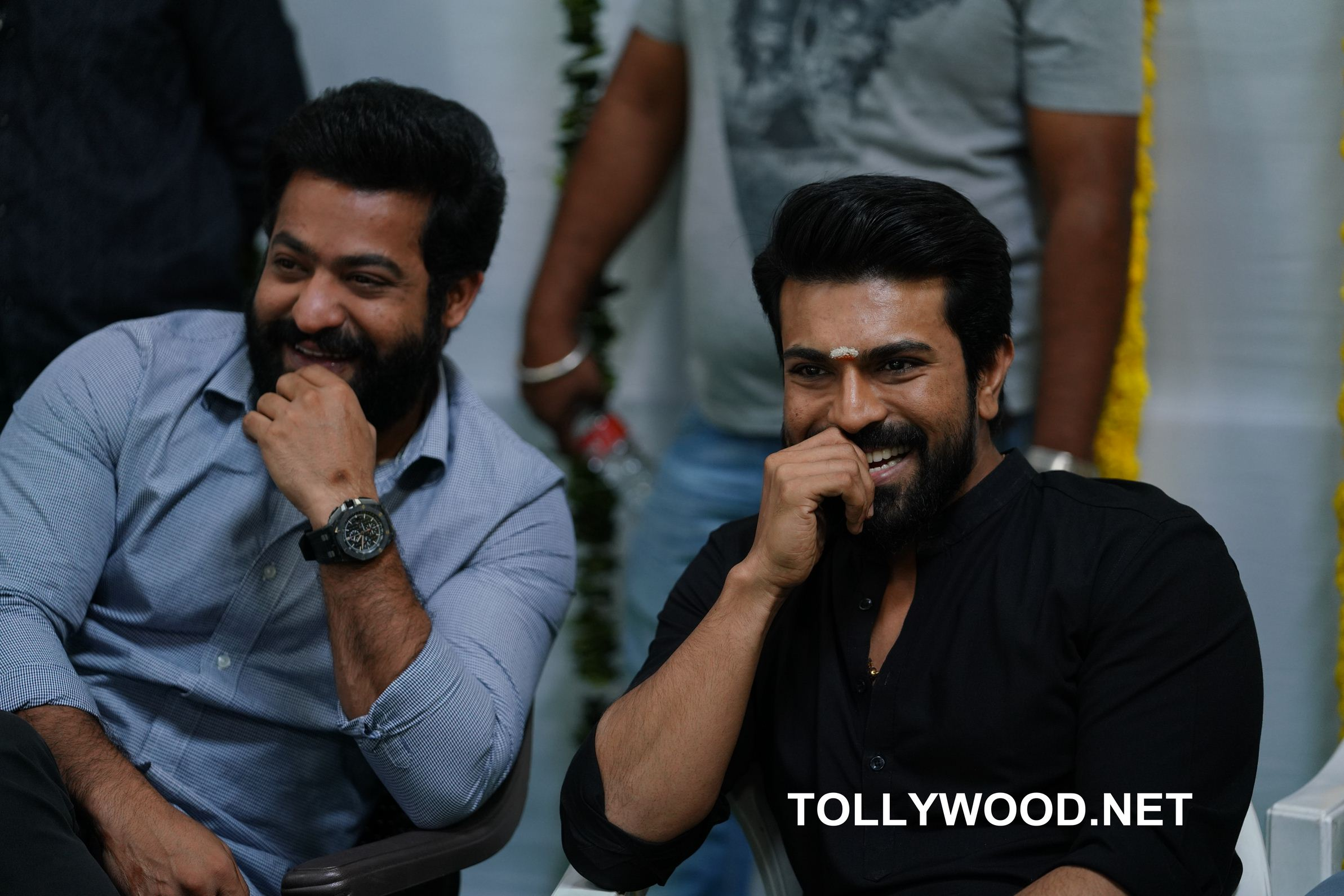 Fight between Jr NTR and Ram Charan