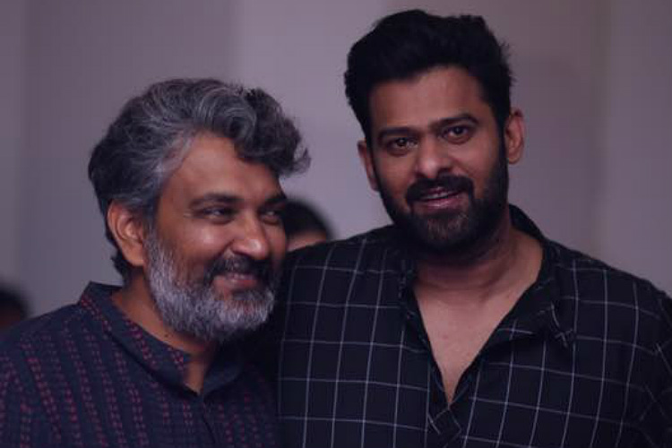 Rajamouli makes Prabhas a Chief Guest for Ram Charan and Jr NTR RRR