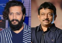 Ram Gopal Varma uses F word for Genelia Deshmukh husband