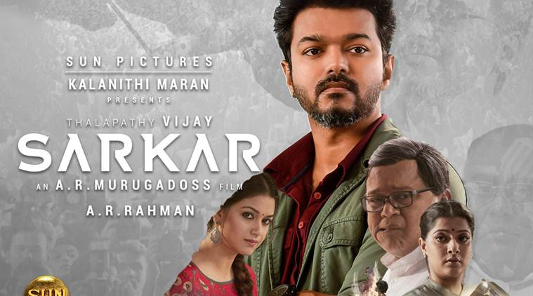 Sarkar collects Rs 75 Cr on its opening day