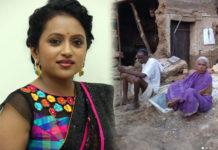 Suma Kanakala helping hand to Poor Family