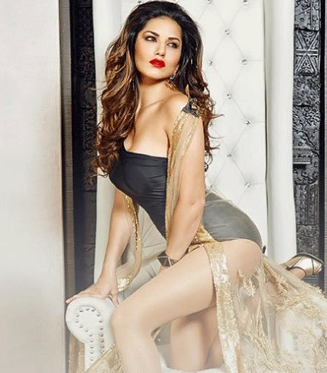 Sunny Leone item song in Temper remake