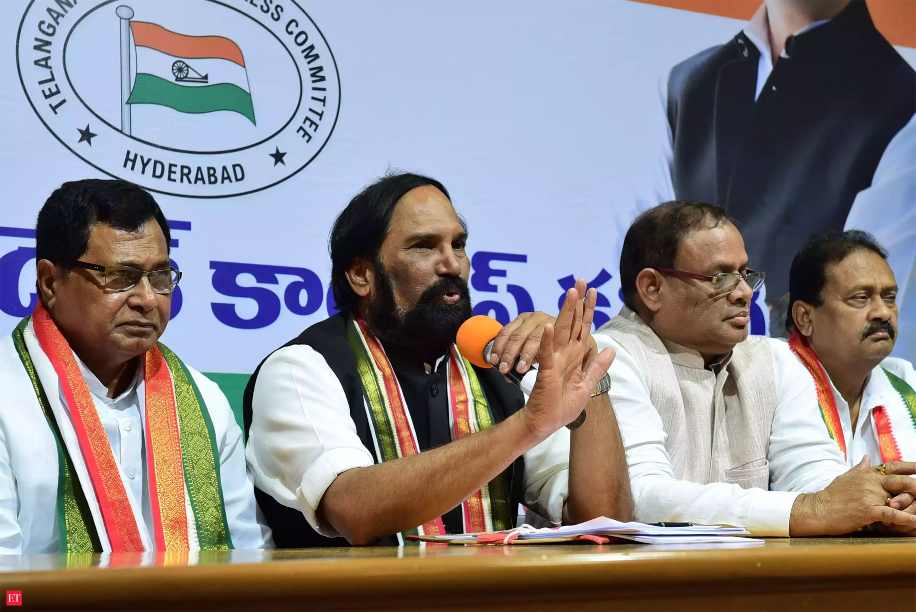 Telangana polls: Congress releases 1st list of 65 candidates