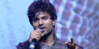 Vijay Devarakonda uses middle finger for Publicity