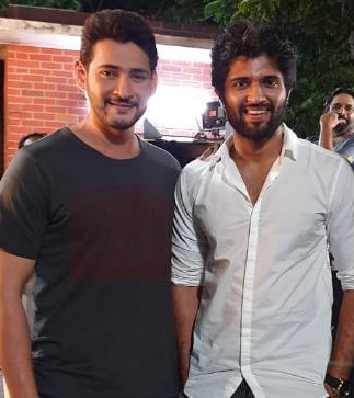 Why is Mahesh Babu not supporting Vijay Deverakonda?