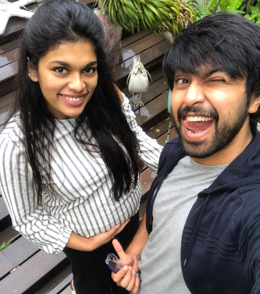 Chiranjeevi daughter and Kalyaan Dhev wife Sreeja is pregnant