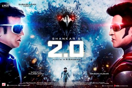 2.0 Worldwide Box office Collection Rajinikanth film collects Rs 500 Cr