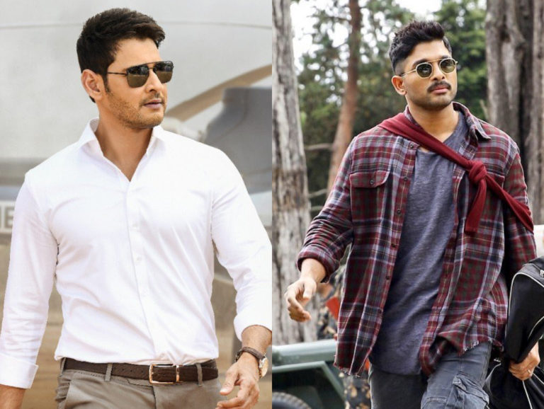 After Mahesh Babu now it's Allu Arjun turn