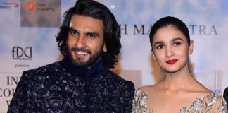 Alia Bhatt & Ranveer Singh to share 3 steamy lip lock