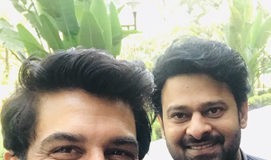 Baahubali Face Voice in One Frame