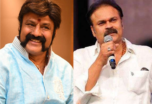Balakrishna fans fire on Naga Babu