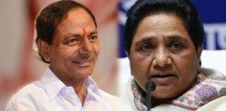 KCR to meet Mayawati
