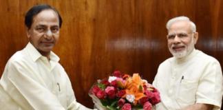Modi Accepts defeats, congratulates KCR