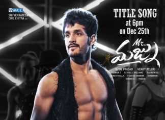 Mr. Majnu New Posters