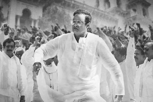 NTR Biopic First Single Kathanayaka Details