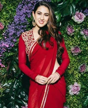 Nawab daughter romance with Disha Patani lover