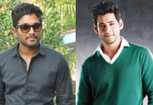 No entry for Mahesh Babu and Allu Arjun?