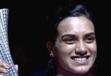 PV Sindhu 1st Indian to Win BWF World Tour Finals