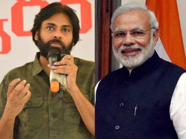 Pawan Kalyan joins the list of Narendra Modi