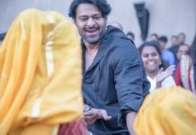 Prabhas shakes his leg for Rajamouli son wedding