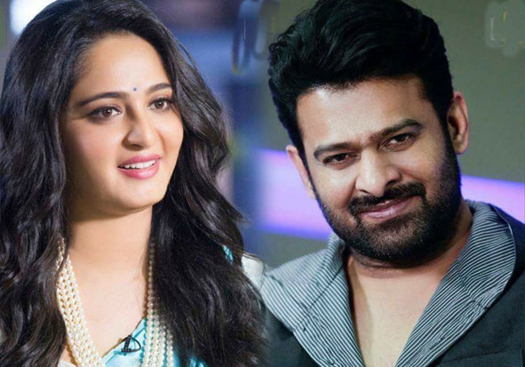 Prabhas talks about dating Anushka Shetty