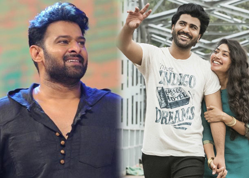 Prabhas wishes his brother Sharwanand