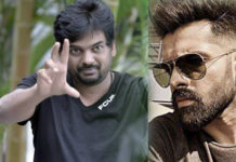 Puri Jagannadh Ram Pothineni team up